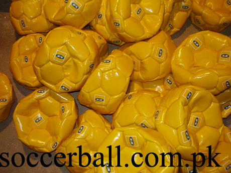 stitched soccer balls